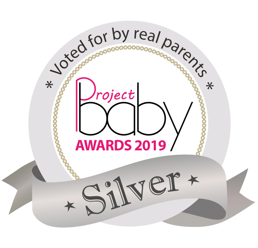 Project Baby Awards 2019 Silver Award